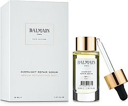 Kup Serum przyspieszające odrastanie włosów - Balmain Paris Hair Couture Overnight Repair Serum