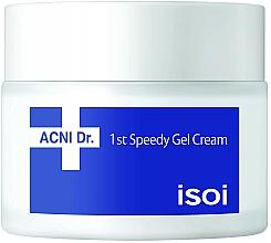 Kup Żel-krem do twarzy kontrolujący wydzielanie sebum - Isoi Acni Dr. 1st Speedy Gel Cream