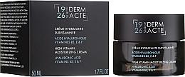 Kup Multiwitaminowy krem nawilżający do twarzy - Académie High Vitamin Moisturizing Cream