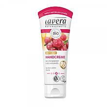 Kup Przeciwstarzeniowy krem do rąk z biożurawiną i olejem arganowym - Lavera Anti-Ageing Hand Cream