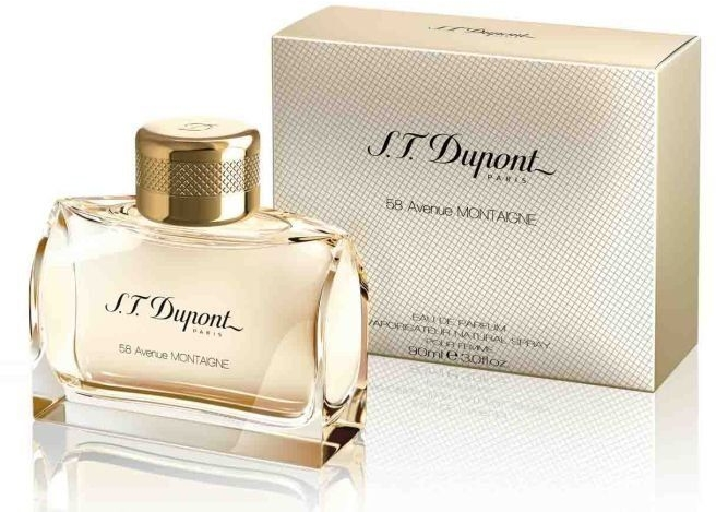 Dupont 58 Avenue Montaigne - Woda perfumowana (miniprodukt)
