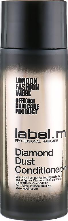Odżywka z pyłem diamentowym do włosów - Label.m Diamond Dust Conditioner — фото N1