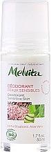 Kup Dezodorant do skóry wrażliwej - Melvita Body Care Deodorant Sensetive Skin