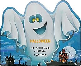 Kup Ujędrniająca maseczka w płachcie do twarzy z kolagenem - Ayoume Halloween Nice Spirit Mask Firming