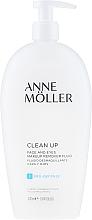 Kup Płyn do demakijażu twarzy i oczu - Anne Moller Pro-Defense Makeup Remover Fluid Face and Eyes