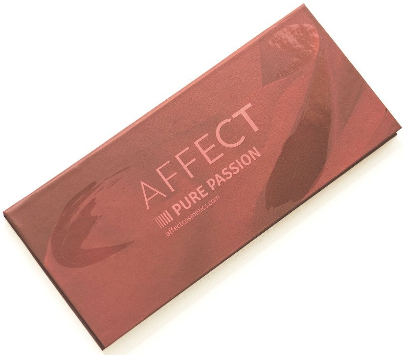 Paleta cieni do powiek - Affect Cosmetics Pure Passion Eyeshadow Palette — фото N2