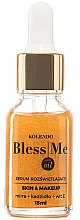 Kup Rozświetlające serum do twarzy - Bless Me Cosmetics Saint Oil Illuminating Serum