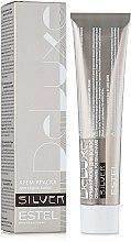 Kup Farby do siwych włosów - Estel Professional De Luxe Silver