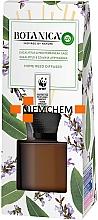 Kup Dyfuzor zapachowy z patyczkami Eukaliptus i afrykańska szałwia - Air Wick Botanica