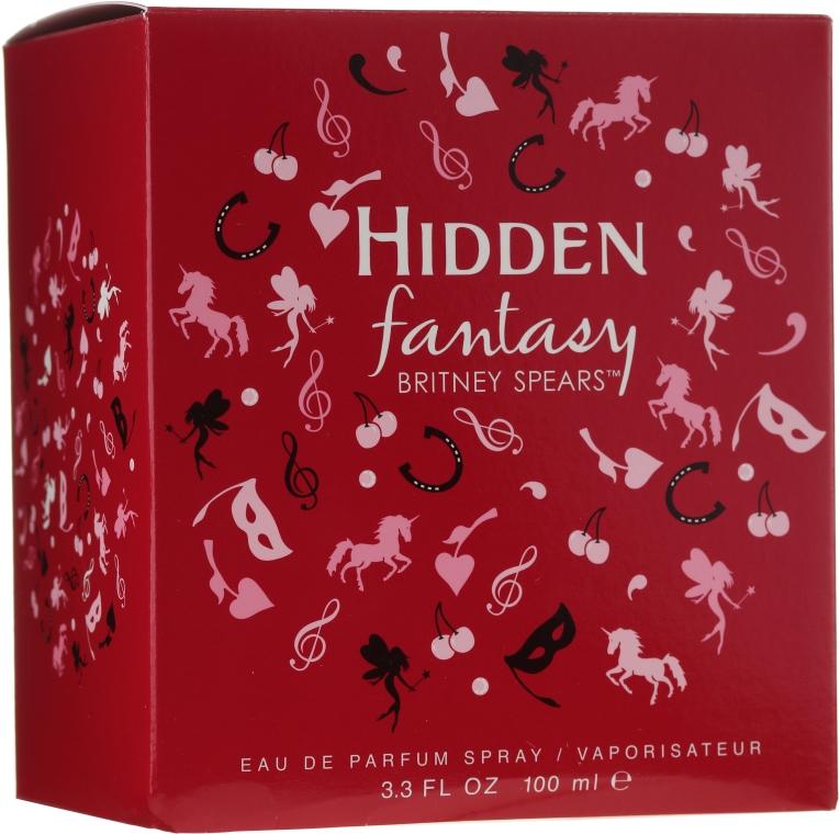 Britney Spears Hidden Fantasy - Woda perfumowana