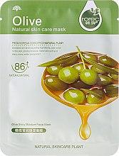 Kup Maska na tkaninie do twarzy Oliwka - Rorec Natural Skin Olive Mask