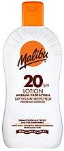 Kup Przeciwsłoneczne mleczko nawilżające SPF 20 - Malibu Lotion Medium Protection