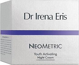 Kup Krem na noc aktywujący młodość skóry - Dr Irena Eris Neometric Youth Activating Night Cream