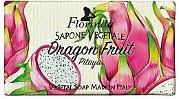 Kup Mydło naturalne w kostce Smoczy owoc - Florinda Dragon Fruit Natural Soap
