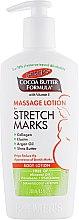 Kup Balsam do masażu ciała na rozstępy - Palmer's Cocoa Butter Formula Massage Lotion for Stretch Marks