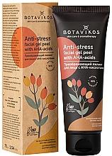 Kup Antystresowy peeling żelowy do twarzy z kwasami AHA i rokitnikiem - Botavikos Anti-Stress Fasial Gel Peel With AHA-Acids
