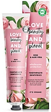 Kup Pasta do zębów Róża i aloes - Love Beauty And Planet Rose&Aloe Vera