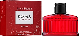 Kup PRZECENA! Laura Biagiotti Roma Passione Uomo - Woda toaletowa *