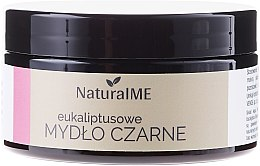 Kup Eukaliptusowe mydło czarne - NaturalME