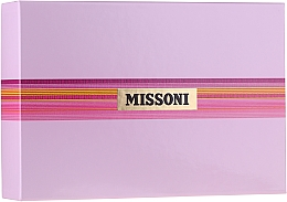 Kup Missoni Eau de Toilette - Zestaw (edt/100ml + b/milk/100ml + sh/gel/100ml)