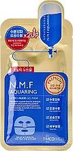 Kup Nawilżająca maska hydrożelowa do twarzy - Mediheal N.M.F Aquaring Hydro Nude Gel Mask
