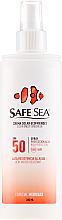 PRZECENA! Przeciwsłoneczny spray do ciała SPF 50 - Safe Sea Ecofriendly Sunscreen Spray * — фото N2