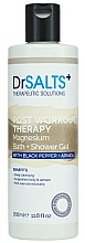 Kup Żel pod prysznic - Dr Salts + Post Workout Therapy Magnesium Shower Gel