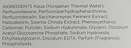 Tlenowy booster do twarzy - Omorovicza Oxygen Booster — фото N4