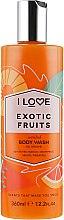Kup Żel pod prysznic Owoce egzotyczne - I Love Exotic Fruits Body Wash
