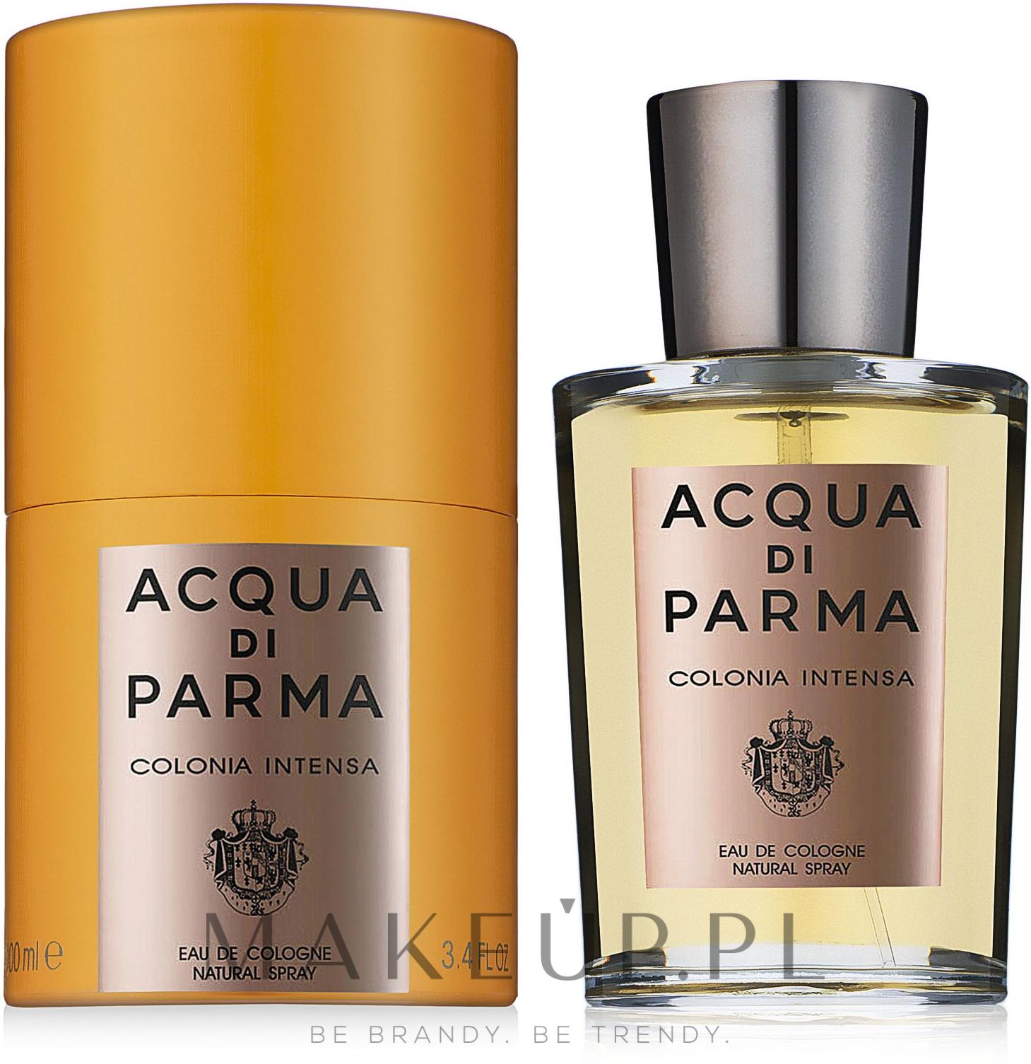 Acqua di Parma Colonia Intensa - Woda kolońska — фото 100 ml