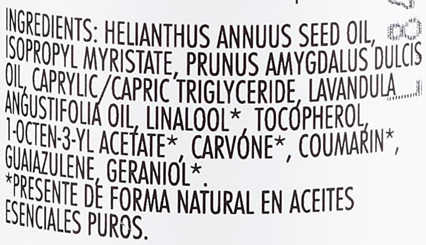 """Olejek do ciała """"Lawenda"""" - Tot Herba Body Oil Lavander — фото N3"""