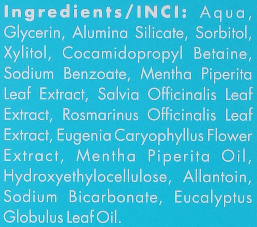 Naturalna pasta do zębów z ekstraktami z ziół - Sylveco — фото N4