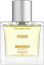 Kup Christopher Dark Maxima - Woda perfumowana