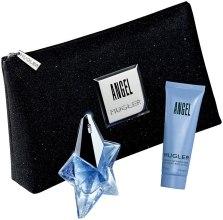 Kup Mugler Angel - Zestaw (edp/25ml + b/lot/50ml + bag)