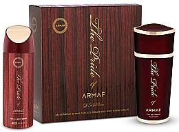 Kup Armaf The Pride of Armaf - Zestaw (edp 100 ml + deo/spray 200 ml)