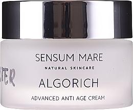 Kup Rewitalizujący krem przeciwzmarszczkowy - Sensum Mare Algorich Advanced Anti Age Cream (tester)