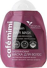 Kup Proteinowa maska przeciw wypadaniu włosów - Café Mimi