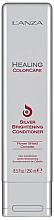 Kup Odżywka rozjaśniająca do włosów farbowanych - L'anza Healing ColorCare Silver Brightening Conditioner