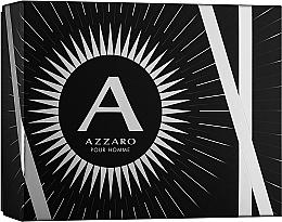 Kup Azzaro Pour Homme - Zestaw (edt 100 ml + b/shm 100 ml + after/shave 50 ml)