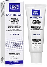 Kup Żel-krem do twarzy z arniką - MartiDerm Skin Repair Arnika Cream Gel SPF 30