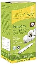 Kup Tampony z bawełny organicznej, Light, 16szt - Masmi Silver Care