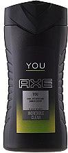 Kup Perfumowany żel pod prysznic - Axe You Shower Gel