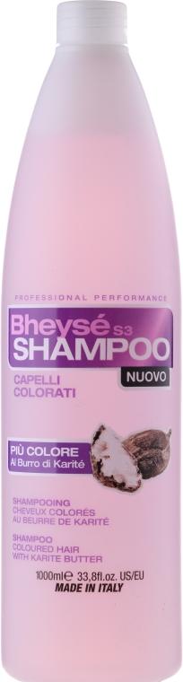 Szampon do włosów farbowanych - Renee Blanche Shampoo Colored Hair — фото N1