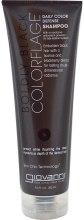 Kup Szampon do włosów dla brunetek - Giovanni Colorflage Boldly Black Shampoo