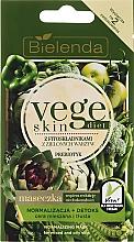 Kup Normalizująco-detoksykująca maseczka do cery mieszanej i tłustej - Bielenda Vege Skin Diet