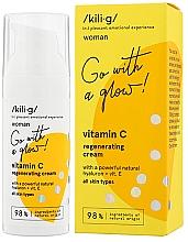 Kup Regenerujący krem do twarzy z witaminą C - Kili·g Woman Vitamin C Regenerating Cream