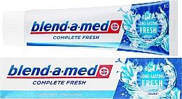 Kup Pasta do zębów Długotrwała świeżość - Blend-a-med Complete Fresh Long Lasting Fresh