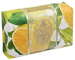Kup Mydło Cytrusy z ogrodów Boboli - La Florentina Bath Soap