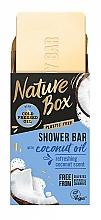 Kup Mydło w kostce z olejem kokosowym - Nature Box Coconut Oil Shower Bar