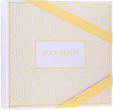 Kup Boucheron Quatre Boucheron Pour Femme - Zestaw (edp 100 ml + b/lot 100 ml+ sh/gel 100 ml)